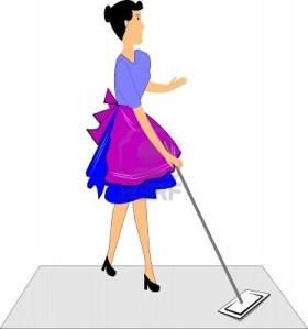 Ama de casa mis cosas - Trabajo limpiando casas ...